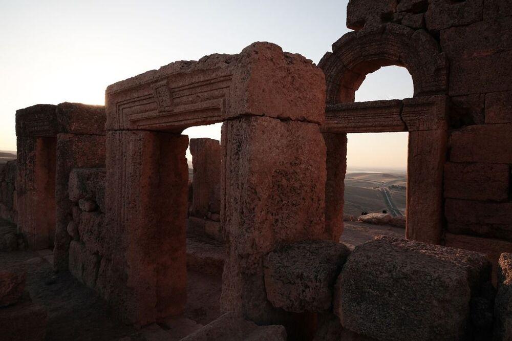 Ölçümde tapınağın dünyadaki diğer Mithras tapınakları içerisinde enerji yoğunluğunun en yüksek olduğu tapınak olduğu belirtiliyor.