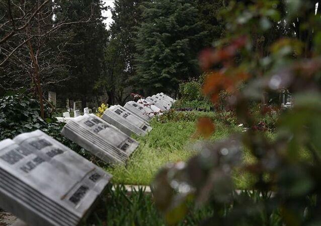 mezar yeri