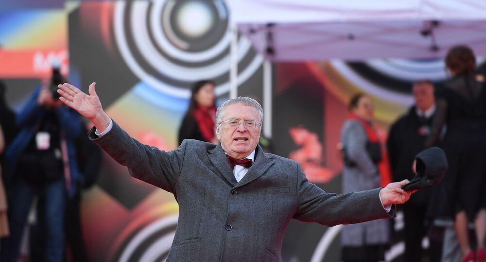 Vladimir Jirinovskiy