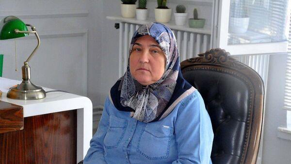 Feride Karaman - Sputnik Türkiye