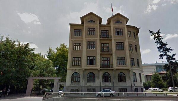 TCDD misafirhanesi - Sputnik Türkiye