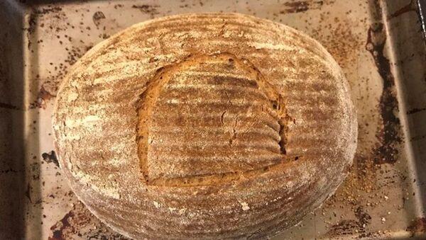 4500 yıllık mayadan ekmek pişirdi - Sputnik Türkiye