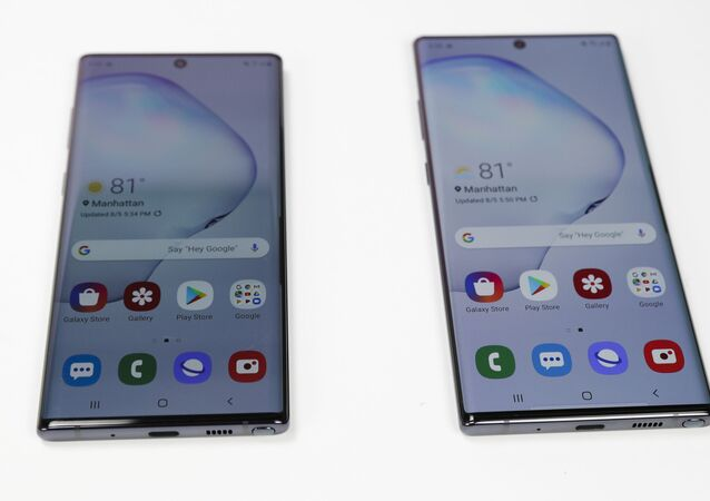 Samsung Galaxy Note 10 ve Note 10 Plus