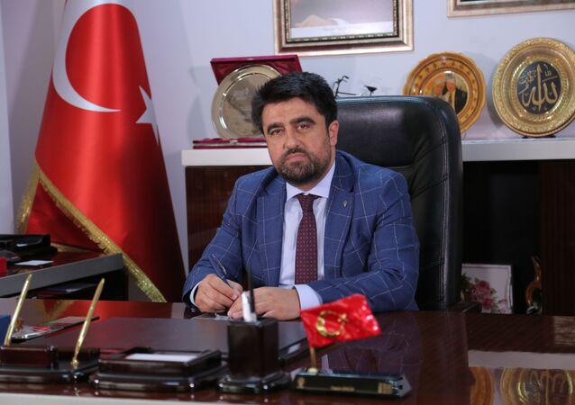 Adalet ve Kalkınma Partisi (AK Parti) Mersin İl Başkanı Cesim Ercik