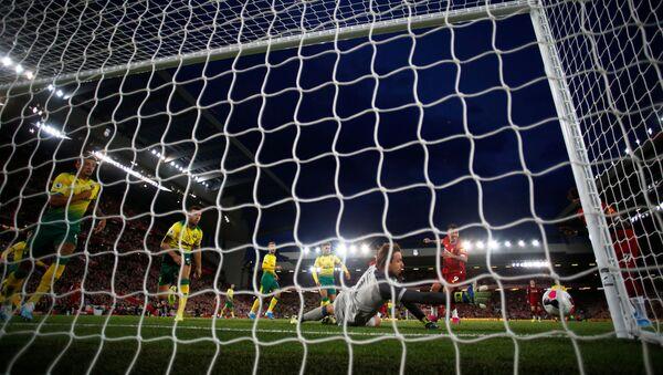 Liverpool, Norwich City - Sputnik Türkiye