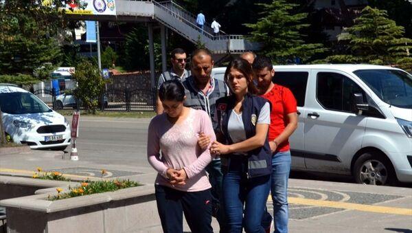 Amasya'da evlilik vaadiyle dolandırıcılık iddiası - Sputnik Türkiye