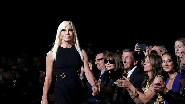 Donatella Versace - Sputnik Türkiye