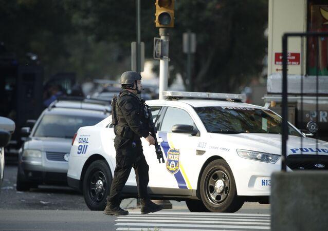 Philadelphia'da silahlı saldırı - ABD polisi