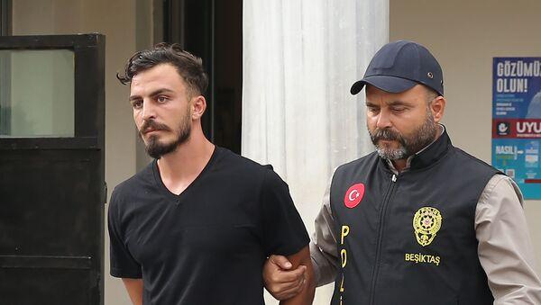Ali Abdülselam Yılmaz - Youtuber - Sputnik Türkiye