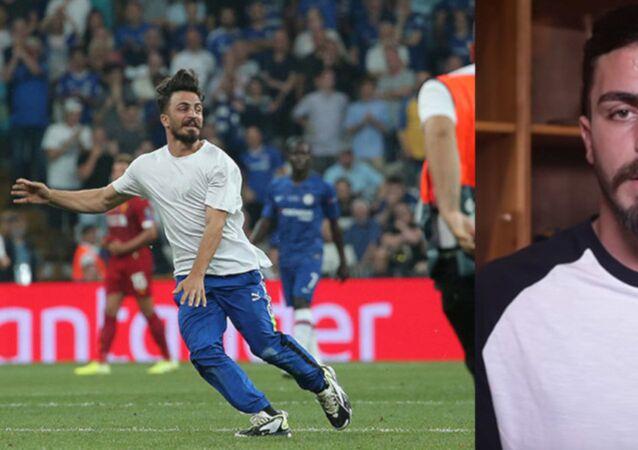 Süper Kupa maçında sahaya atlayan Youtuber'dan yeni açıklama