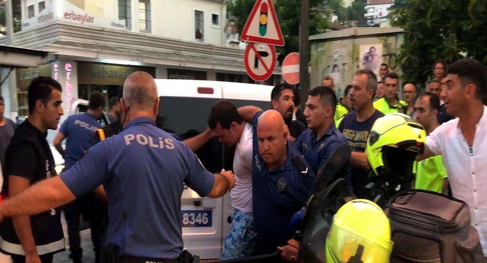 Muğla Valiliği'nden Denizlispor Başkanı Çetin'in darp iddiasına ilişkin açıklama