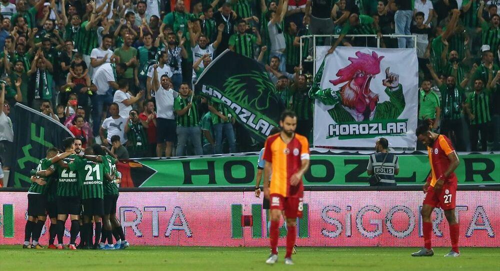 Üç kupalı şampiyon Galatasaray, sezonun açılış maçında kayıpla başladı