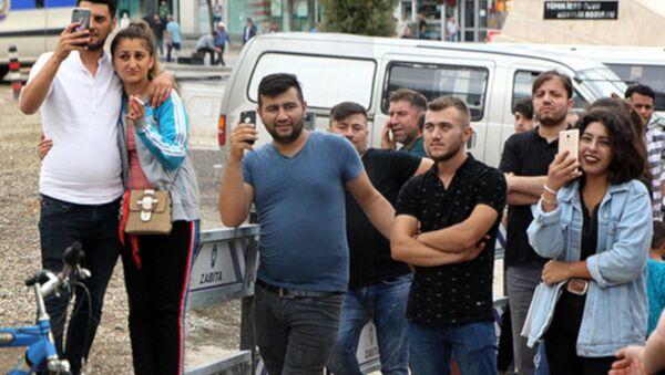 İntihar girişimini sosyal medyadan canlı yayınladılar - Sputnik Türkiye