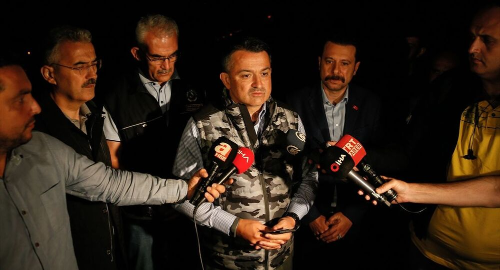Tarım ve Orman Bakanı Bekir Pakdemirli