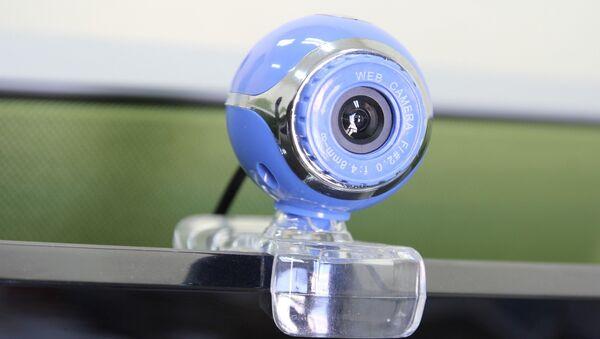 web kamerası  - Sputnik Türkiye