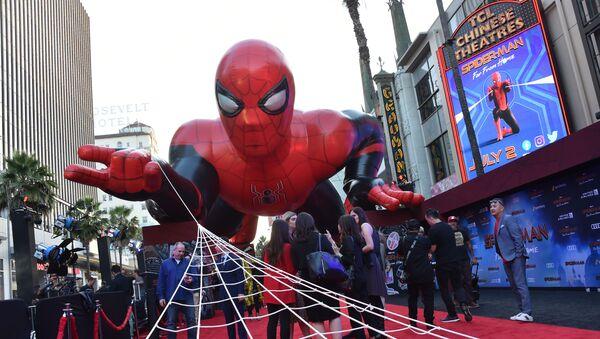 Spider Man - Örümcek Adam - Sputnik Türkiye