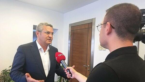 Oğuz Kaan Salıcı - Sputnik Türkiye