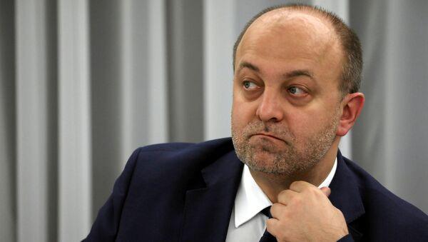 Lukasz Piebiak  - Sputnik Türkiye