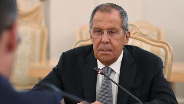 Sergey Lavrov, Almanya - Sputnik Türkiye