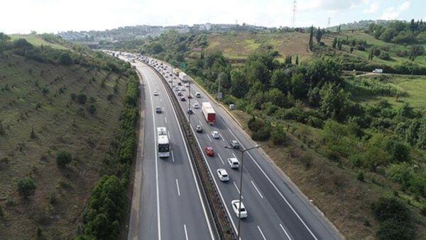 Kocaeli İstanbul yolu - Sputnik Türkiye