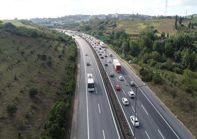 Kocaeli İstanbul yolu