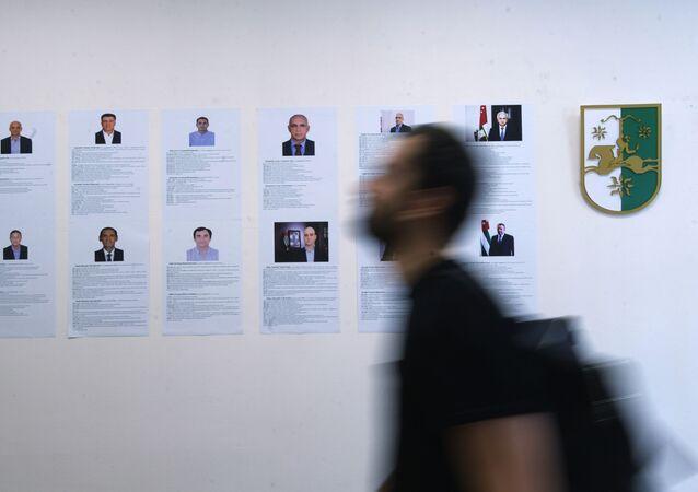 Abhazya'da seçim