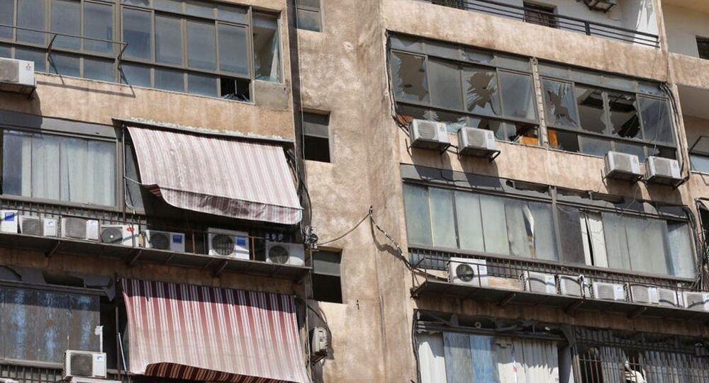 Beyrut'un güney banliyösüne İsrail'e ait 2 İHA'nın düşmesi