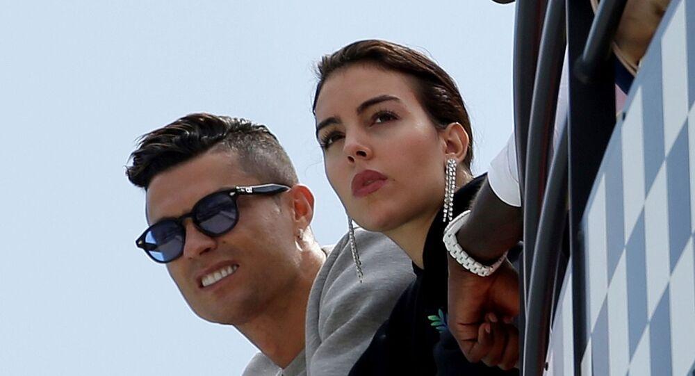Cristiano Ronaldo- Georgina Rodriguez
