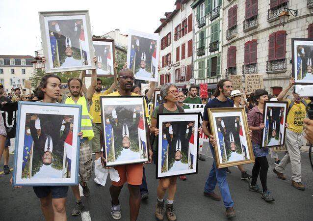 G7 Zirvesi protestolarında 19 kişi daha gözaltına alındı