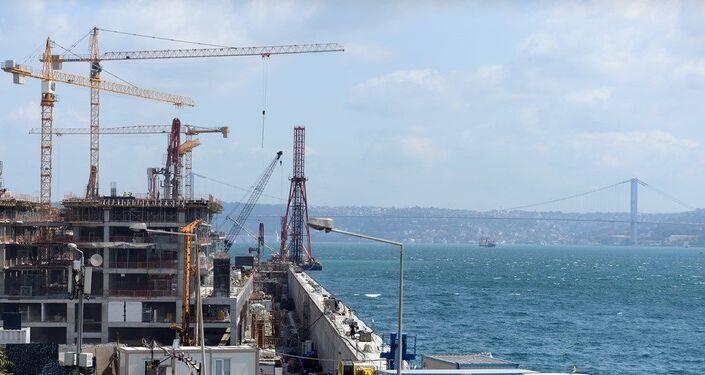 Galataport Projesi'nin tanıtım toplantısı gerçekleştirildi.