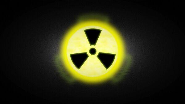 radyoaktif  - Sputnik Türkiye