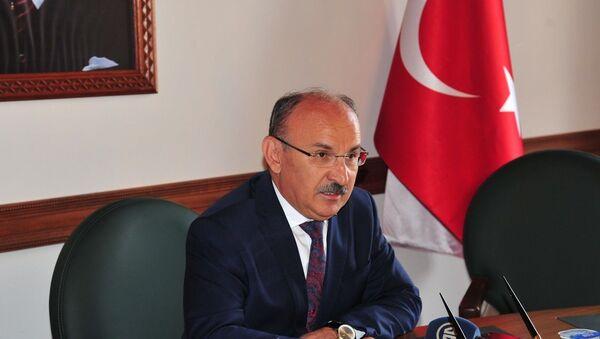 Kastamonu Valisi Yaşar Karadeniz - Sputnik Türkiye