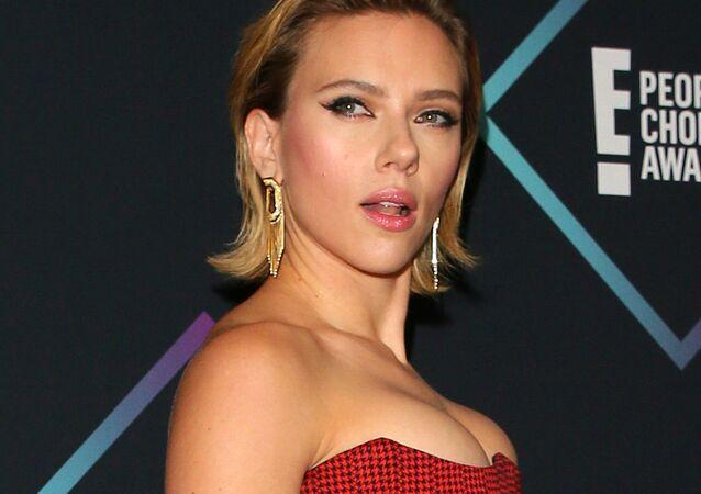 1. Scarlett Johansson - 56 milyon dolar