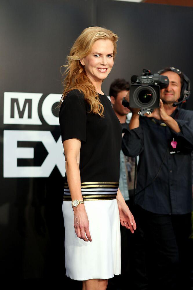 4. Nicole Kidman - 34 milyon dolar