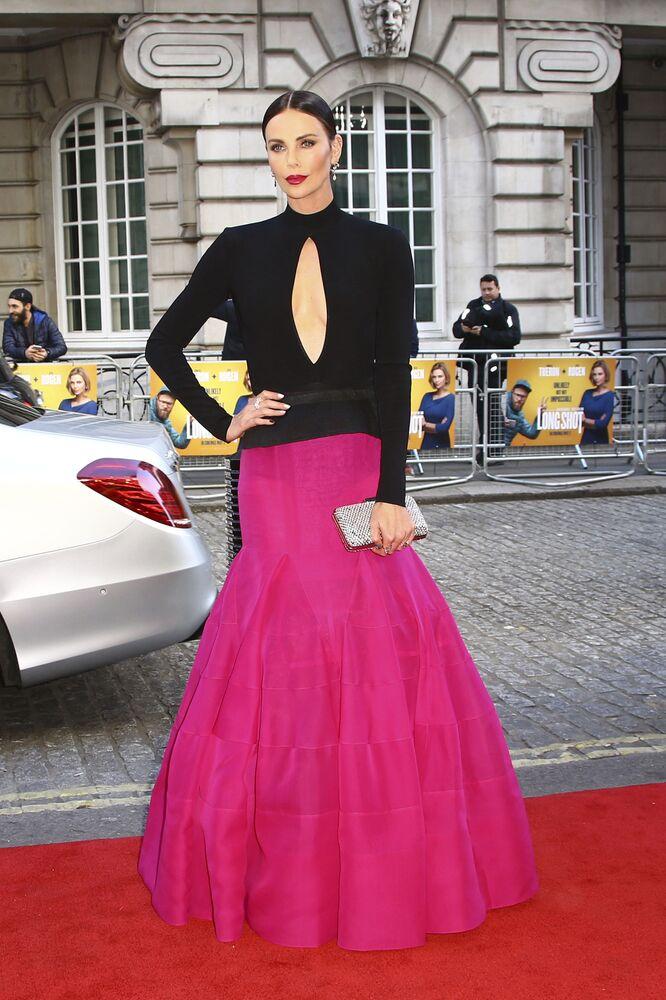 9. ABD'li oyuncu Charlize Theron - 23 milyon dolar