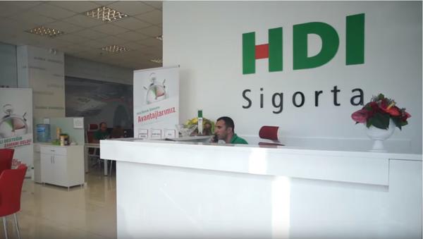 HDI Sigorta - Sputnik Türkiye