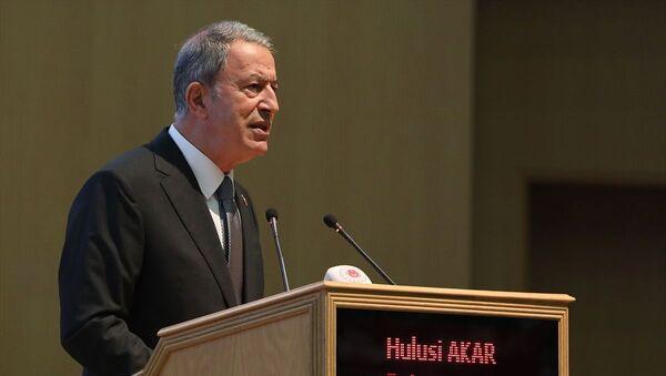 Hulusi Akar - Sputnik Türkiye