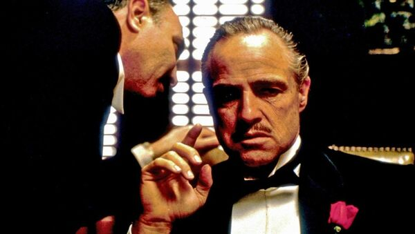 Marlon Brando, Godfather - Sputnik Türkiye