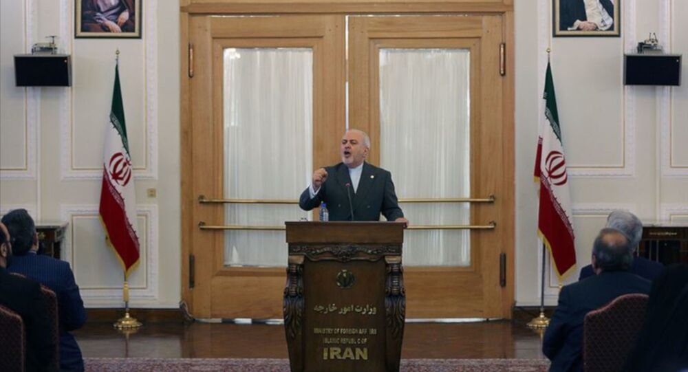 İran Dışişleri Bakanı Muhammed Zarif