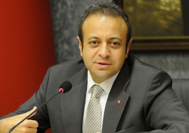 Eski Avrupa Birliği (AB) Bakanı ve Başmüzakereci Egemen Bağış