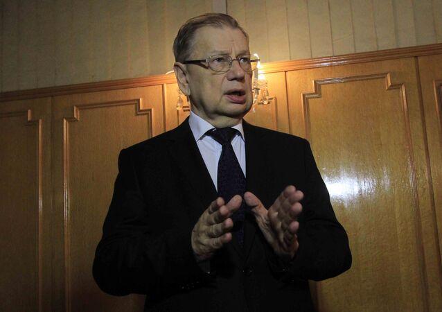 Mısır Büyükelçisi Sergey Kirpiçenko