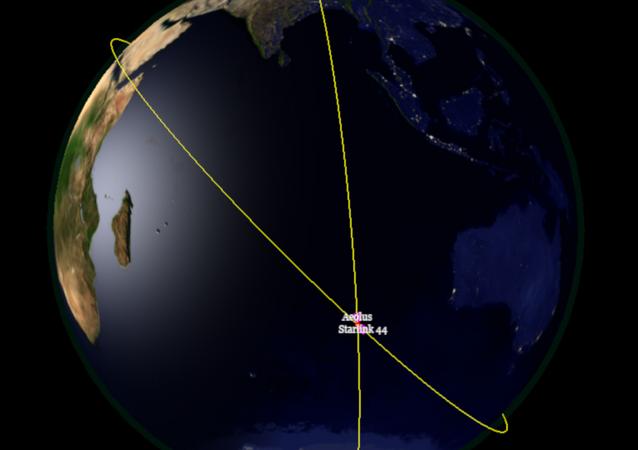 Avrupa uydusu, Musk'ın aracına çarpmamak için manevra yapmak zorunda kaldı