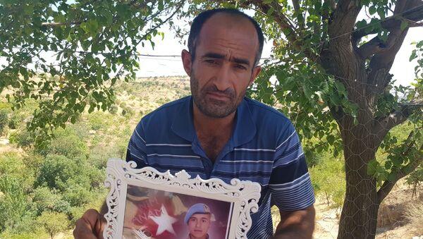 Nuri Yüksekbağ - Batman'da oğlu kan davası cinayetine kurban giden baba: Barışı beklemediler - Sputnik Türkiye