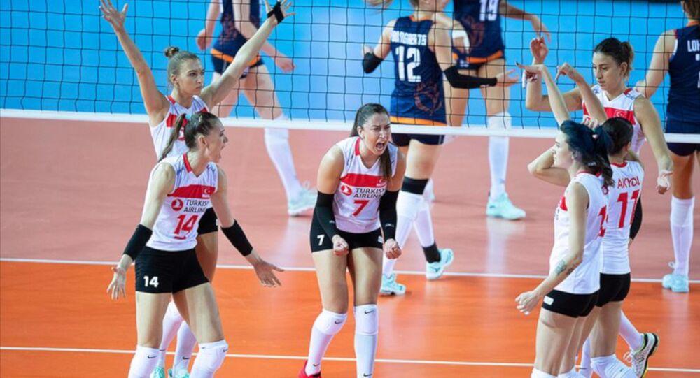 Türkiye A Milli Kadın Voleybol Takımı