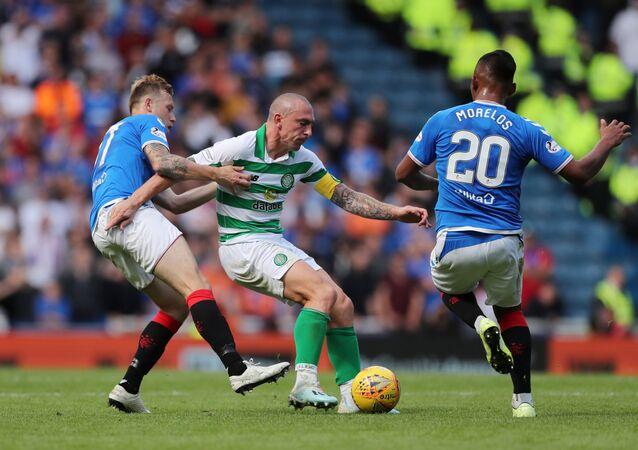 Celtic'in kaptanı Scott Brown