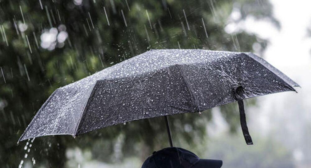 Yağış, sağanak, yağmur