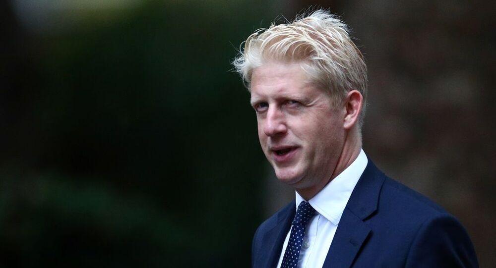 İngiltere Başbakanı Boris Johnson'ın kardeşi Jo Johnson