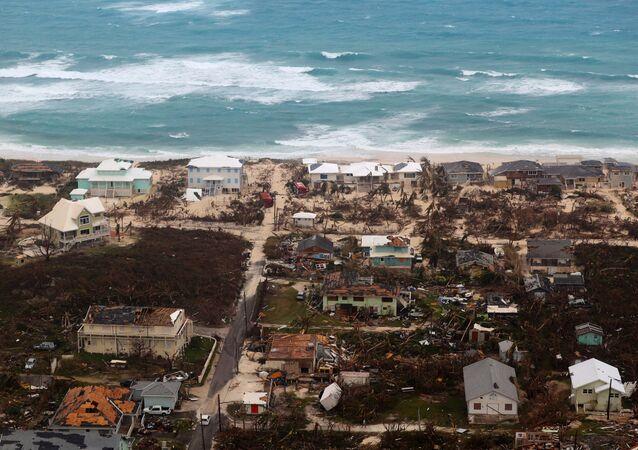 Dorian kasırgasının vurduğu Bahamalar