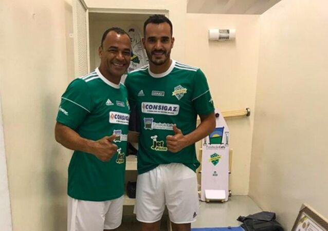 Brezilya'nın efsane defans oyuncusu Cafu'nun 30 yaşındaki oğlu Danilo, futbol oynarken vefat etti.