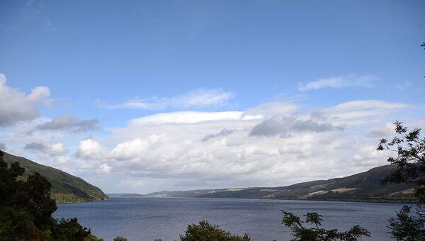 Loch Ness gölü - Sputnik Türkiye